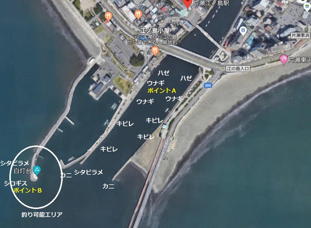 片瀬川河口1